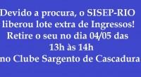 O Presidente do SISEP-RIO foi parabenizado por vários servidores públicos do Município do Rio de Janeiro, enquanto estava distribuindo no CASS o informativo sobre o ato festivo do Dia do […]