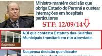 Matéria extraída do site do STF.http://stf.jus.br/portal/cms/verNoticiaDetalhe.asp?idConteudo=275031