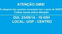 ATENÇÃO CATEGORIA!!! ASSEMBLEIA DA CATEGORIA CONFIRMADA PARA DIA 23/09/14 (PRÓXIMA TERÇA- FEIRA) EM FRENTE A UOP-CENTRO ÁS 20 HORAS (CONCENTRAÇÃO A PARTIR DAS 19:00H) NO EVENTO SERÃO DELIBERADOS OS SEGUINTES […]